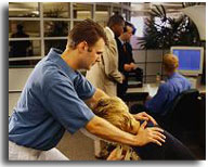 Workplace Wellness Massage