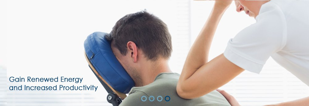 Workplace Wellness Massage Corporate Chair In The Greater Toronto Area