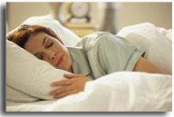 Sleep your stress away