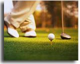 Massage at Golf Tournaments