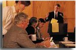 Add de-stressing chair massage to business meetings